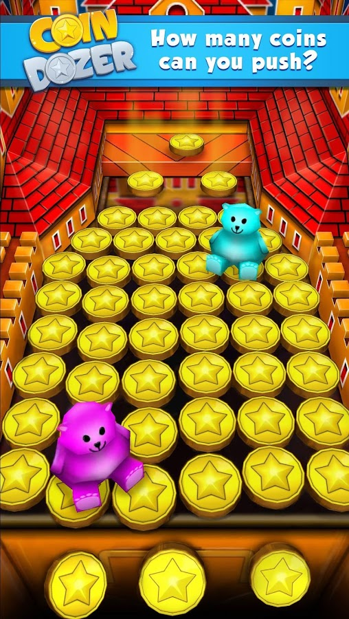 Coin Dozer - Free Prizes!- screenshot