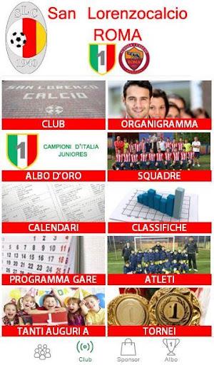 Scuola Calcio San Lorenzo ROMA