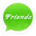Whatsapp Friends Chat icon