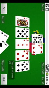 Texas Hold'Em- screenshot thumbnail