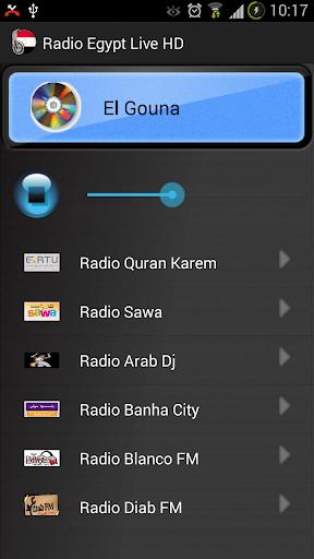 Radio Egypt Live HD
