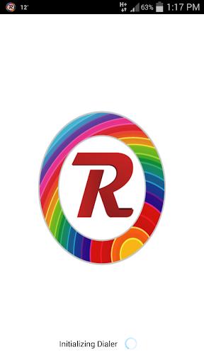 Rainbow IVR Mobile Dialer