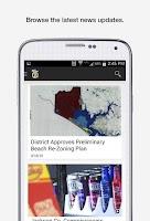 Screenshot of WJHG News