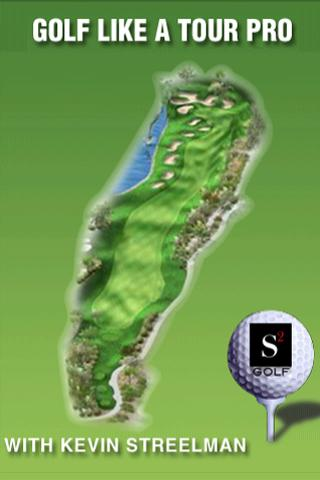 GOLF LIKE A TOUR PRO- screenshot