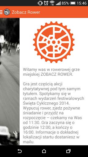 Zobacz Rower
