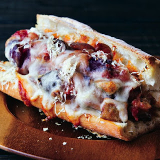 Mario Batali Caponata Sub Recipe. Enough Said.