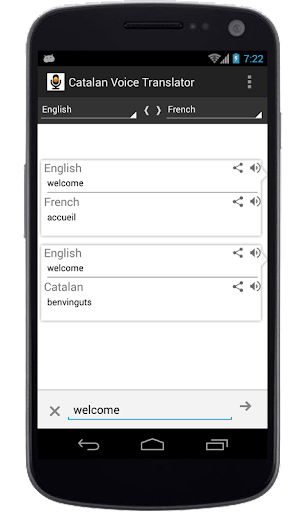 【免費生產應用App】Catalan Voice Translator-APP點子