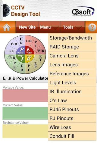 CCTV Calculators - FREE