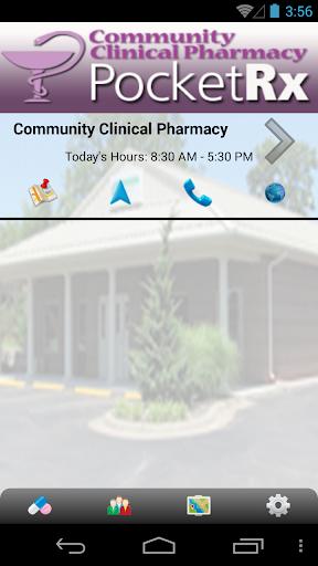 【免費生活App】Community Clinical PocketRx-APP點子