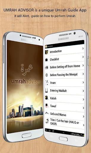 Umrah Advisor