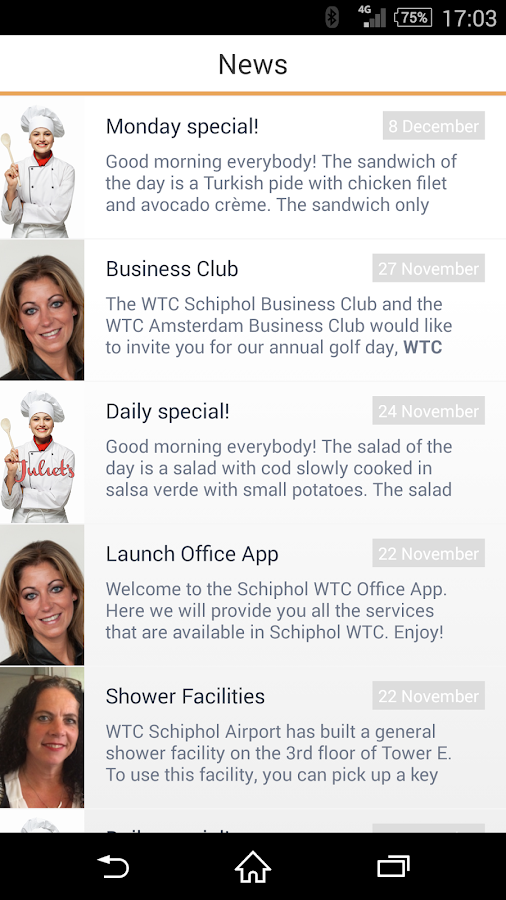 Office App- screenshot