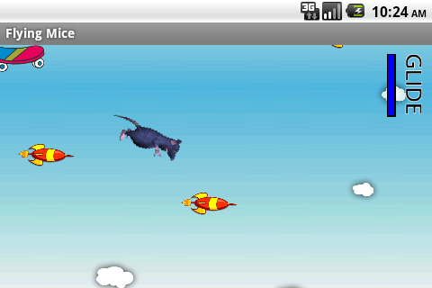 Flying Mice - screenshot