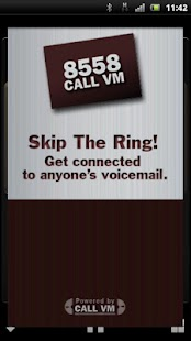 CALLVM Directly to Voicemail- screenshot thumbnail