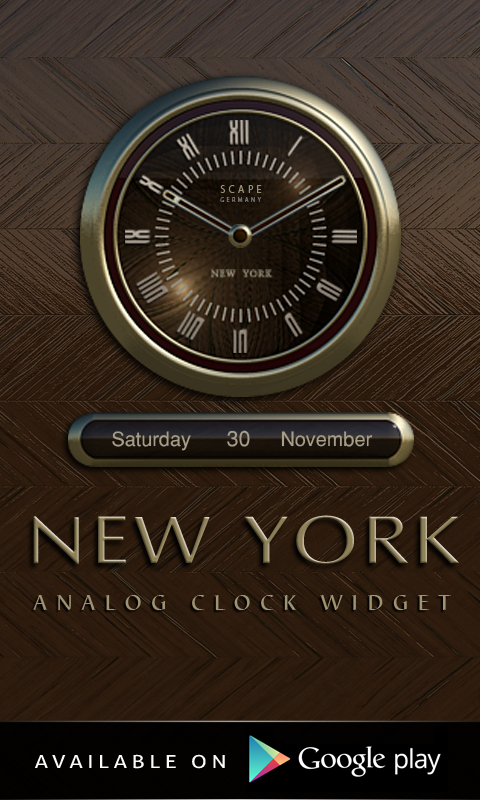 New York GO Launcher EX Theme - screenshot