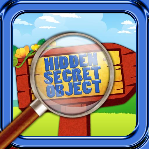 隠された秘密のオブジェクト 解謎 App LOGO-硬是要APP