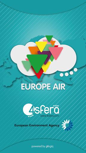 EuropeAir - Air Quality Europe