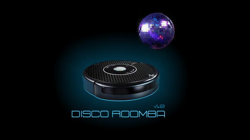 Roomba Dancer - screenshot