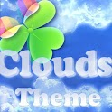 GO Launcher EX Theme Clouds logo