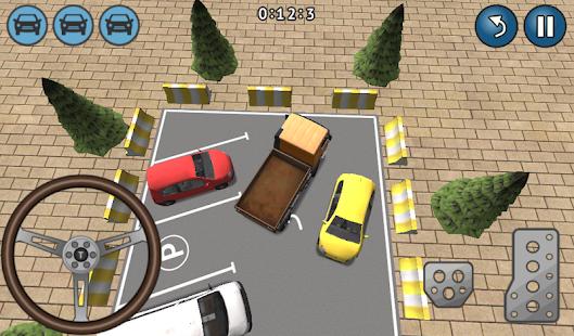 Truck Parking Challenge