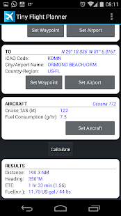 Tiny Flight Planner- screenshot thumbnail