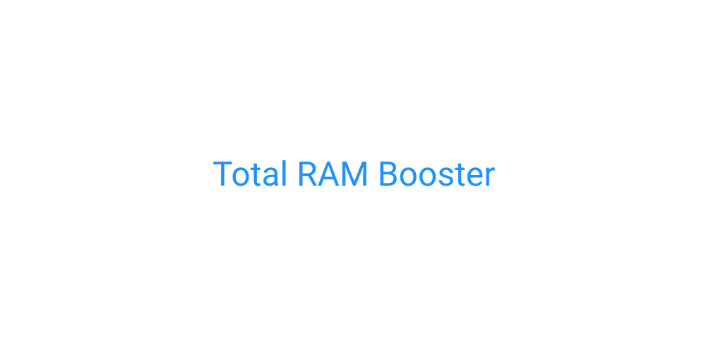 download apk total ram speed booster