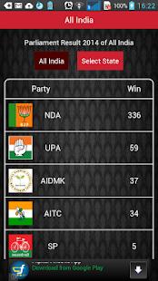 Election Result 2014
