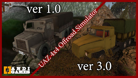 UAZ 4x4 Offroad Simulator 2 HD 3.1 screenshot 664723