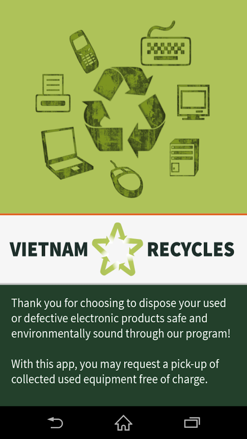 Vietnam Recycles- screenshot