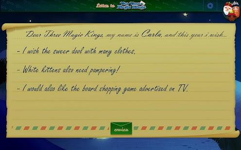 Letter to the Three Kings- screenshot thumbnail