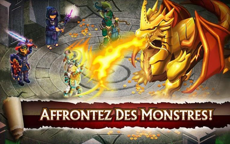 android Knights & Dragons - Action RPG Screenshot 5