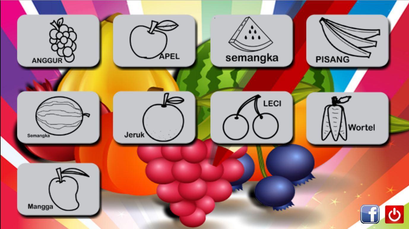 Download Mewarnai Gambar Buah Dan Sayur Mod Apk 221 Latest Version