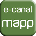 e-canalmapp North West icon