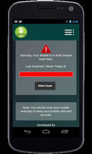 Antivirus Scanner App