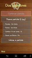 Screenshot of Briscola Online HD - La Brisca