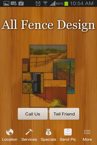 All Fence Design