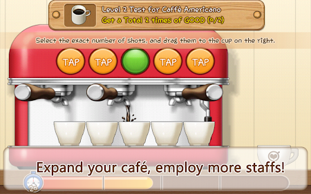 LINE I Love Coffee 1.1.1 screenshot 10408