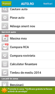 Auto.ro - screenshot thumbnail
