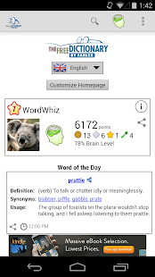 Dictionary - screenshot thumbnail