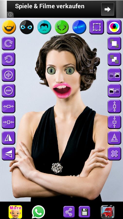 Face Fun Photo Collage Maker 3 - screenshot