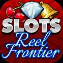 SLOTS REEL FRONTIER icon
