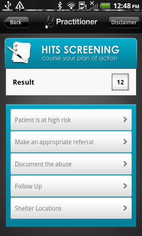 R3 App- screenshot