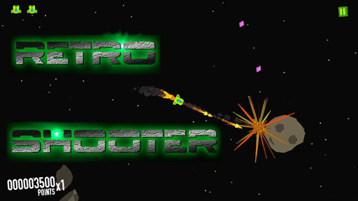 Asteroid Defence Shooter