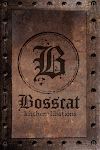 Logo for Bosscat Kitchen & Libations