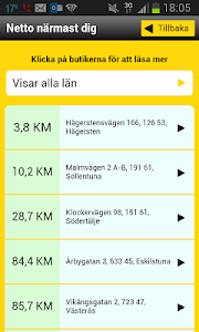 Netto Sverige screenshot 0
