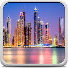 Dubai Live Wallpaper icon