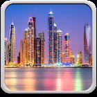 Dubai Sfondi Animati icon
