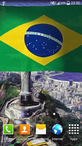2014世界杯国旗动态壁纸