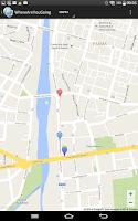 Screenshot of Gps Tracker WhereAreYouGoing