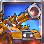 Tank Battle SD (Free, no ads)