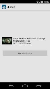 【免費音樂App】uListen-APP點子